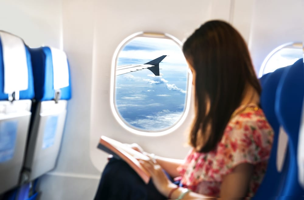 Consigli utili per viaggiare comodi in aereo