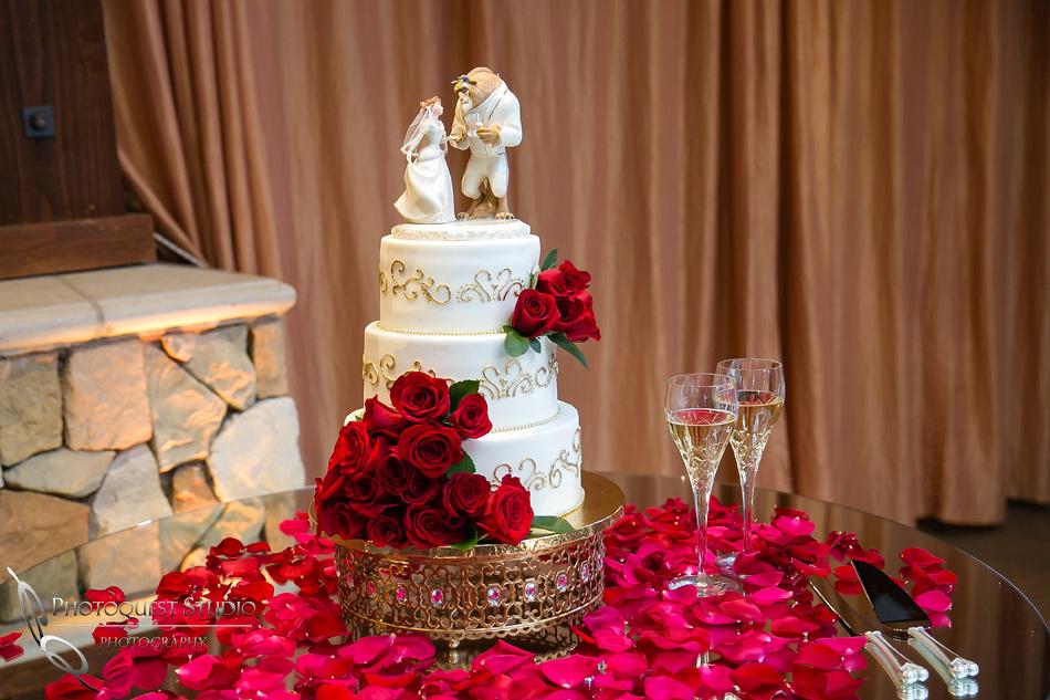Matrimonio Tema La Bella E La Bestia : Matrimonio a tema la bella e la bestia u le chicche di claudia