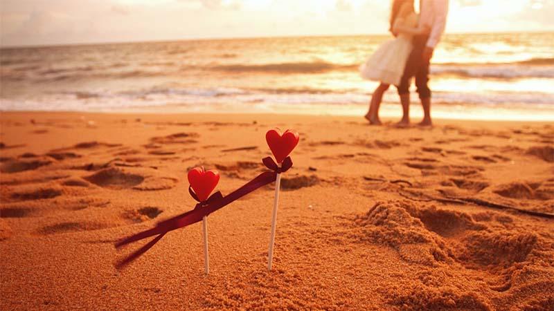San Valentino al mare: tutto il romanticismo del mare d'inverno!