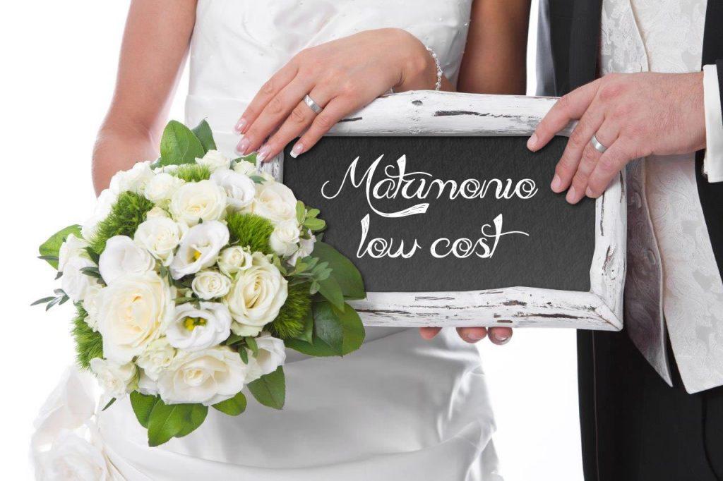 Matrimonio low budget