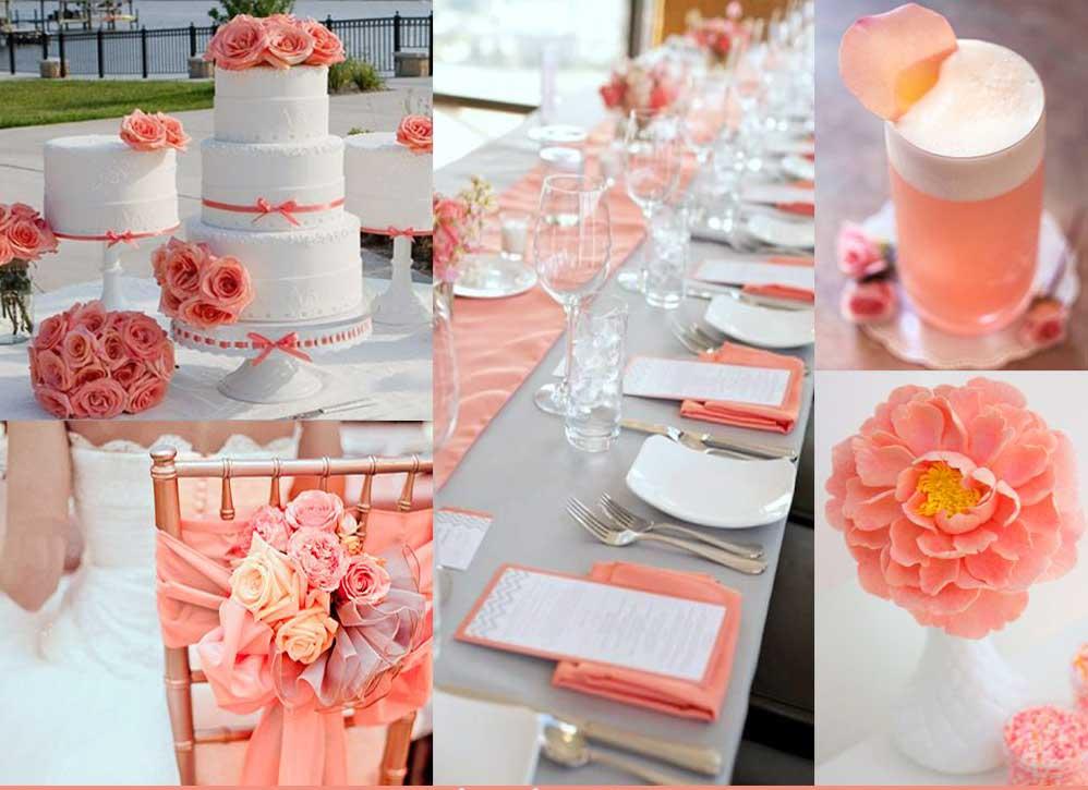 Matrimonio 2019: le nozze sono colorate di Living Coral!