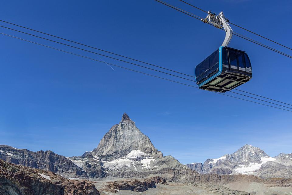 Matterhorn Glacier Ride: un altro record per la Svizzera