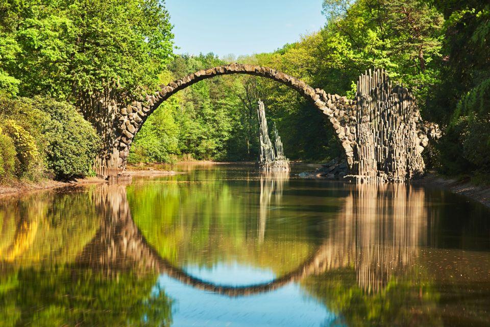 Rakotz Bridge, il ponte del diavolo in Germania