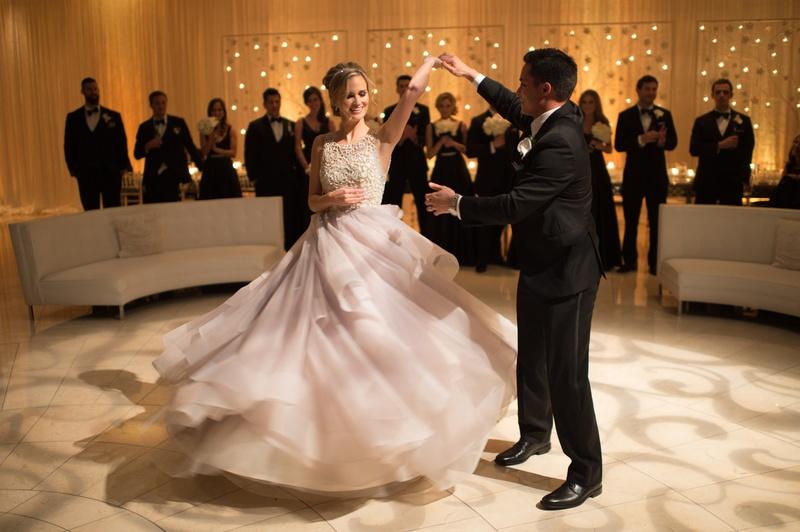 Il primo ballo degli sposi: consigli e idee originali