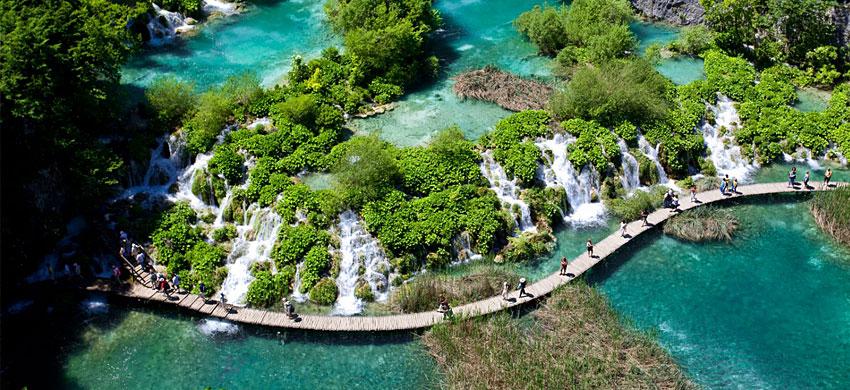 Parchi nazionali in Croazia