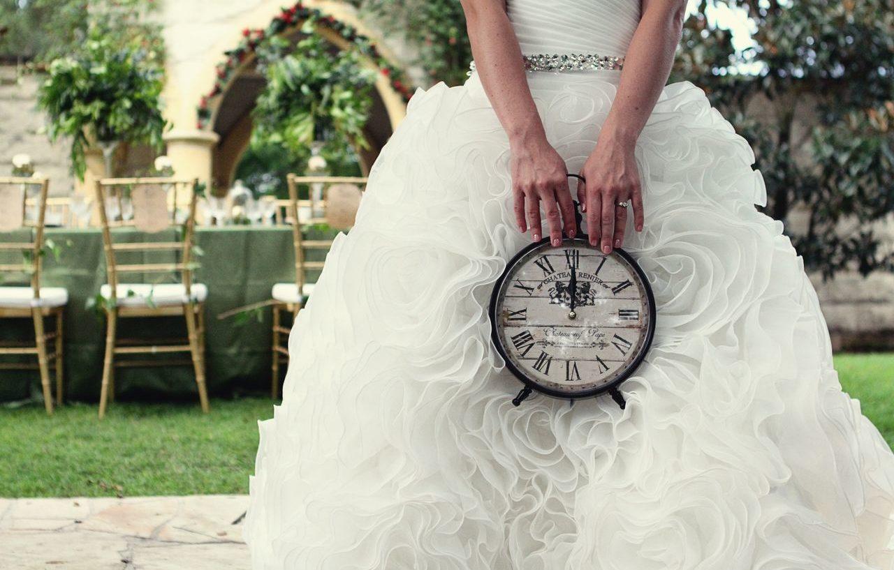 Guida sui tempi per organizzare il matrimonio