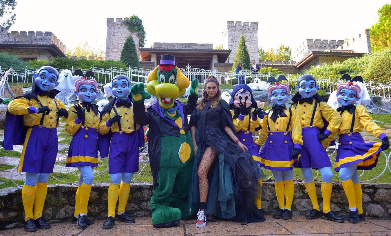 Halloween 2019 a Gardaland con i bambini