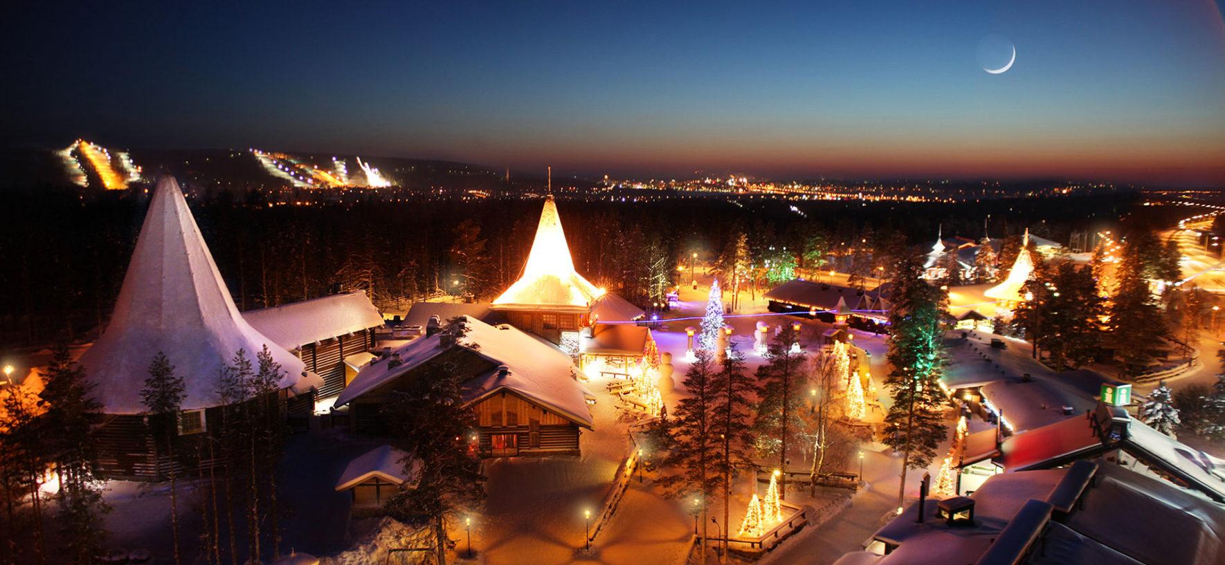 Rovaniemi: Babbo Natale e la magia del Natale