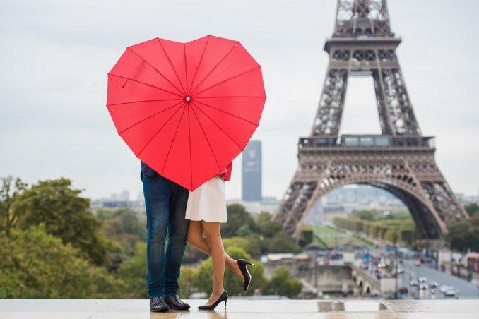 San Valentino a Parigi