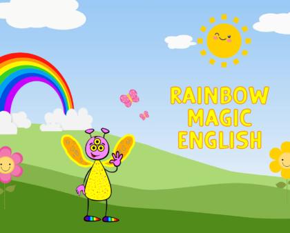 Rainbow Magic English, il nuovo canale Youtube dedicato ai più piccoli